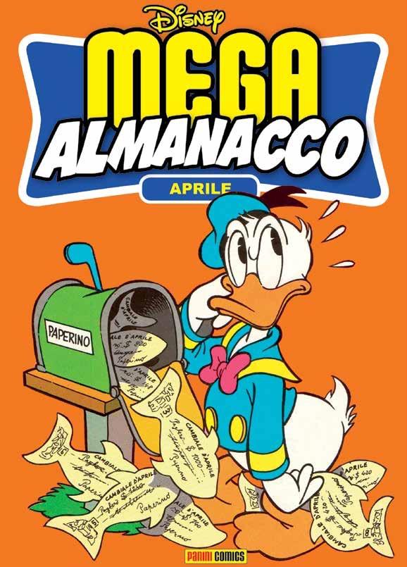 Cover Mega Almanacco 4