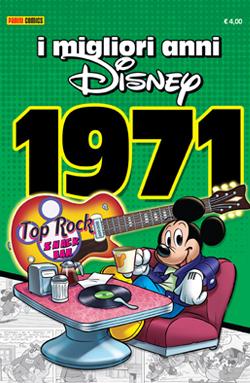 Cover I migliori anni Disney 12 - 1971