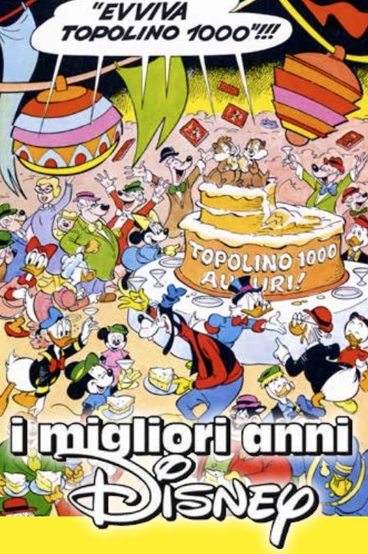 Cover I migliori anni Disney 16