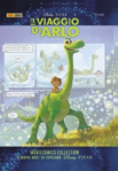 Cover Disney Pixar Moviecomics Collection 1 - Il viaggio di Arlo