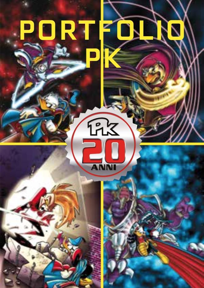 Cover Portfolio PK