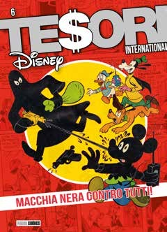 Cover Tesori International 6