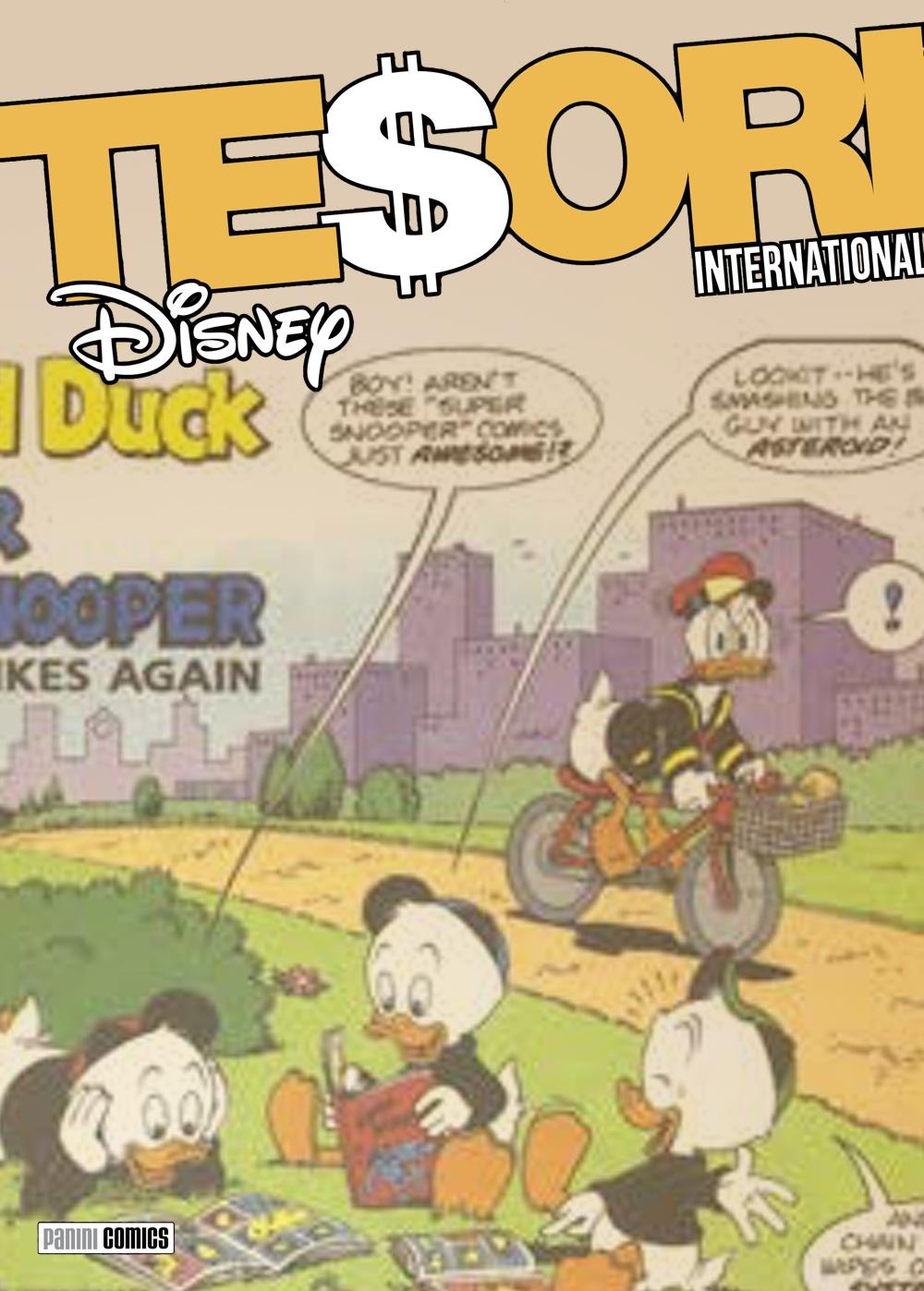 Cover Tesori International 4