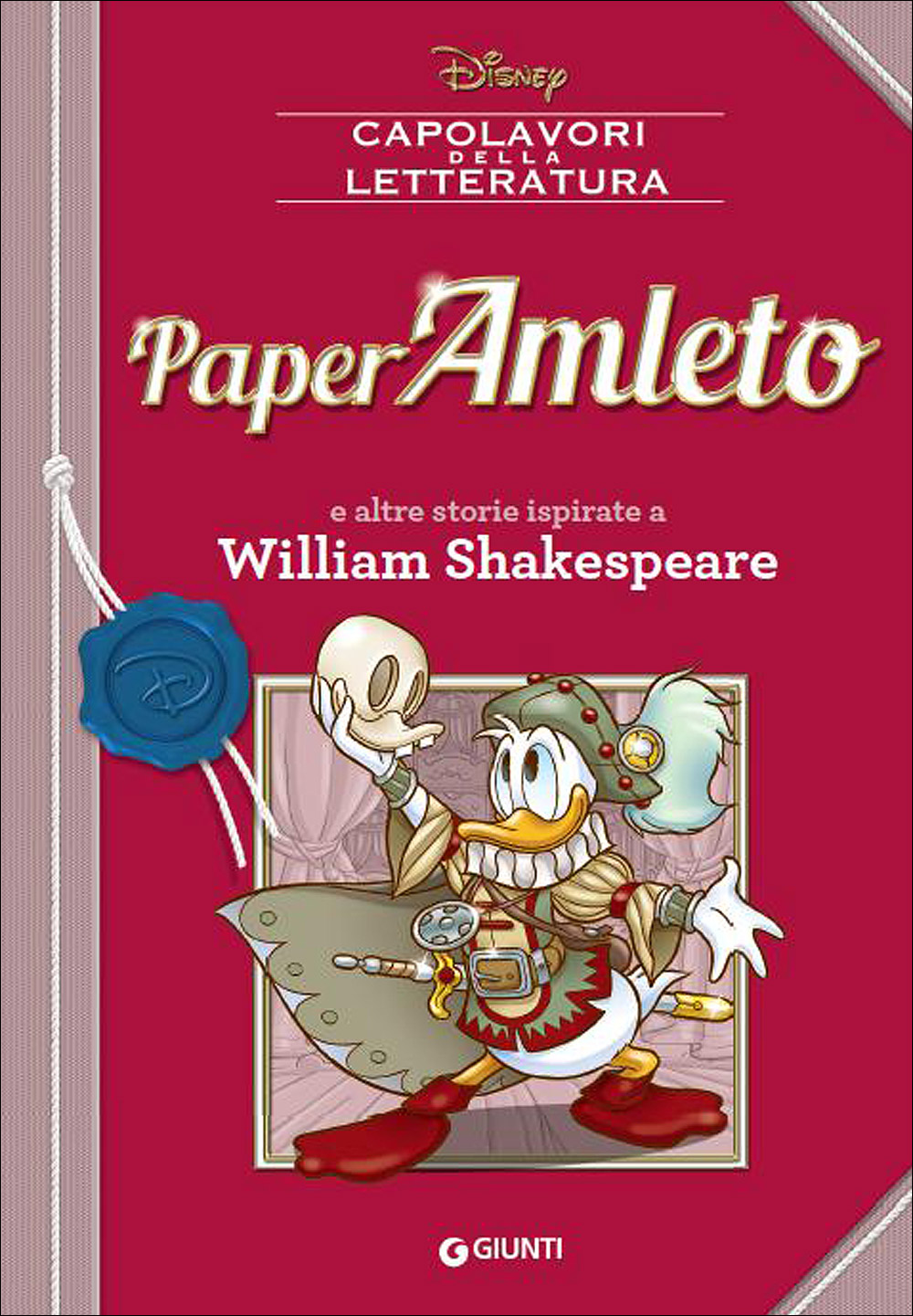 Cover Capolavori della Letteratura 1 - PaperAmleto