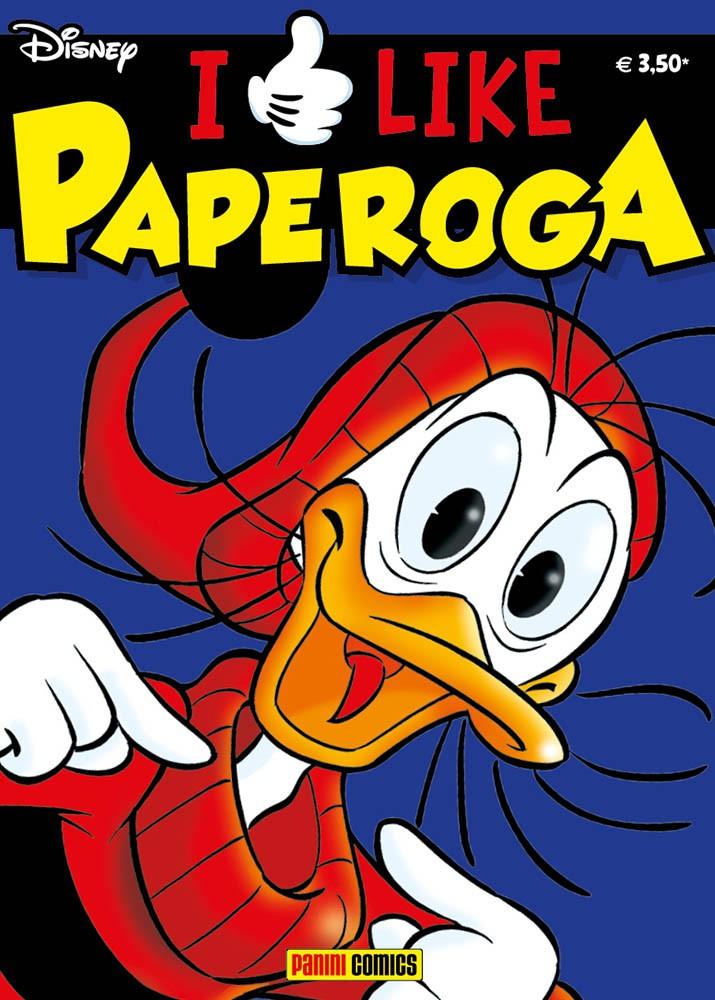 Cover I like 5 - Paperoga
