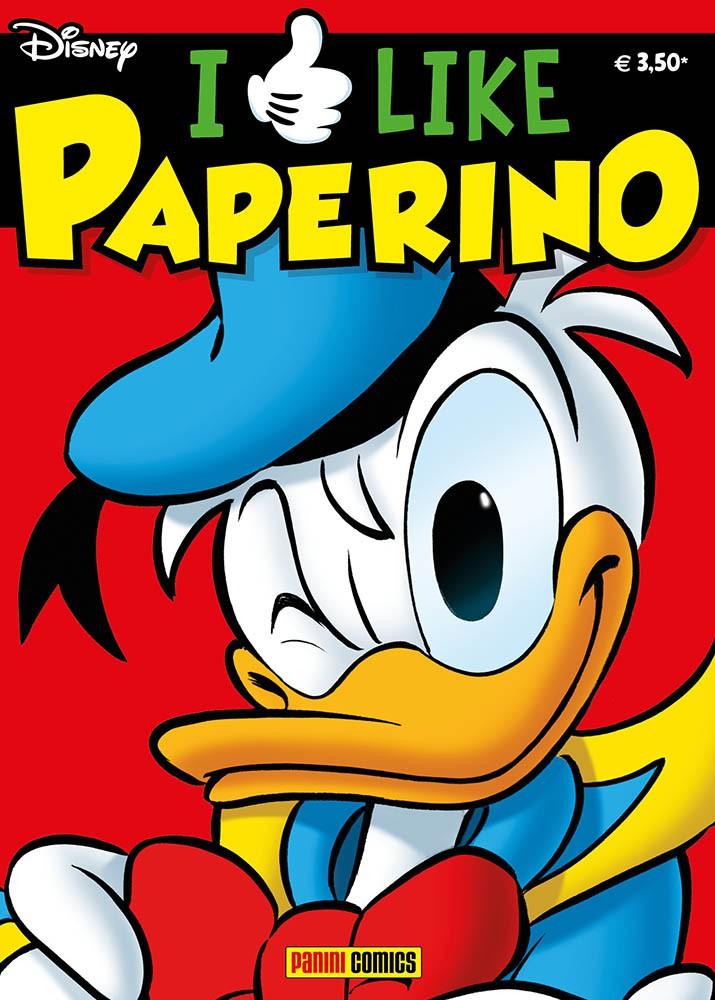Cover I like 6 - I like Paperino 2
