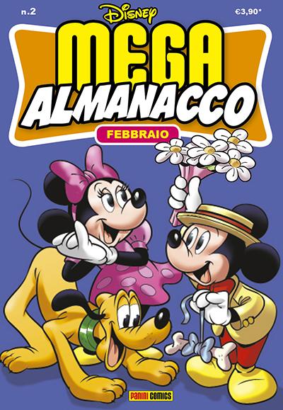 Cover Mega Almanacco 2 - Febbraio