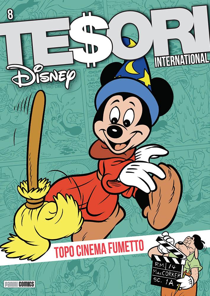 5 Kinney Panini Disney Hubbard TESORI INTERNATIONAL n L/'ESPLOSIVO PAPEROGA