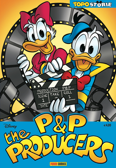 Cover Topostorie 13 - P&P the Producers