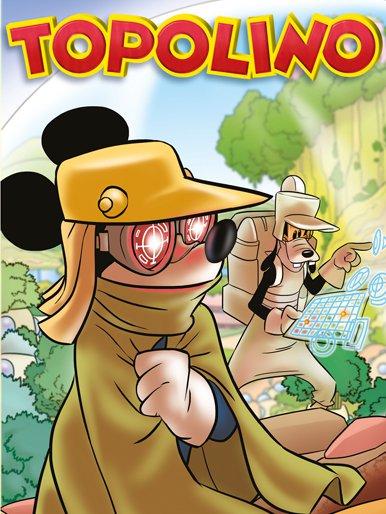Cover Topolino 2892