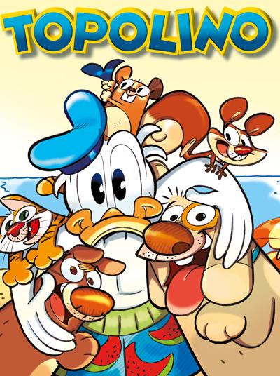 Cover Topolino 2907