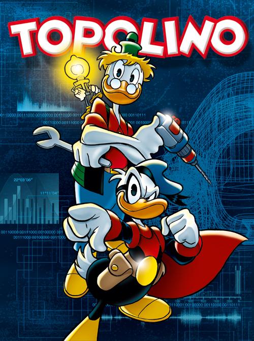 Cover Topolino 3006