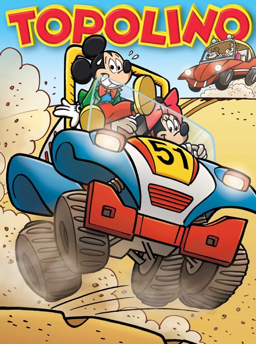 Cover Topolino 3011