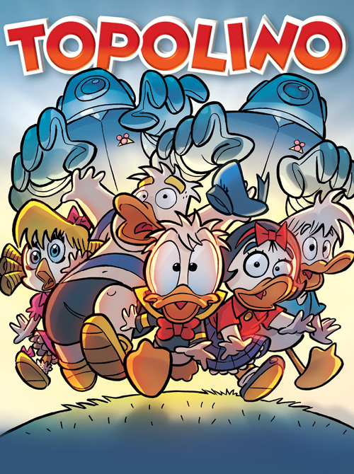Cover Topolino 3014