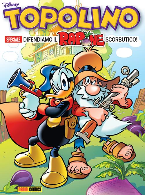 Cover Topolino 3073