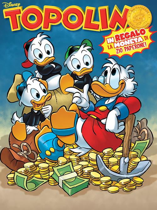 Cover Topolino 3123