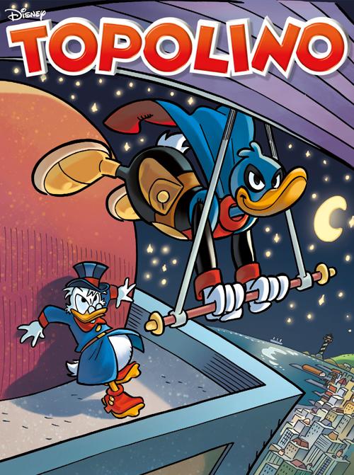 Cover Topolino 3145