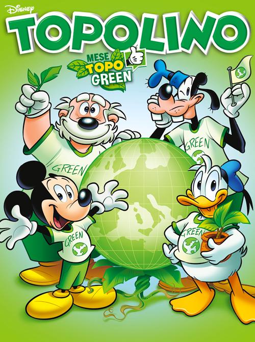 Cover Topolino 3152