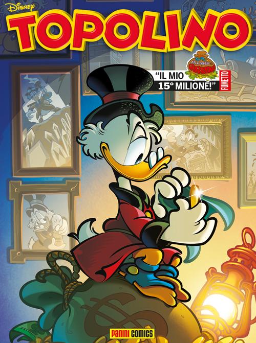 Cover Topolino 3160
