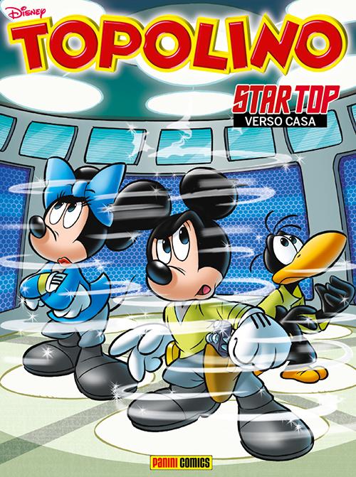 Cover Topolino 3165