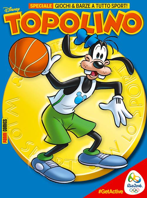 Cover Topolino 3168