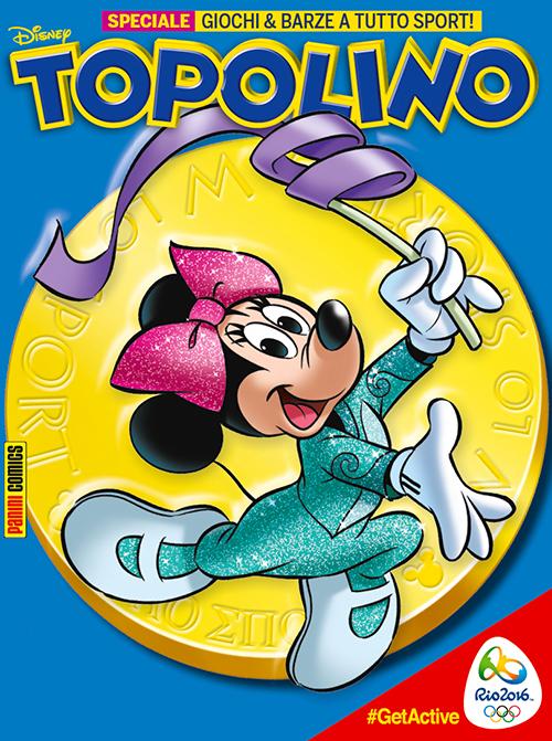 Cover Topolino 3169
