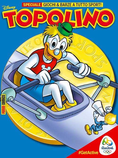 Cover Topolino 3170