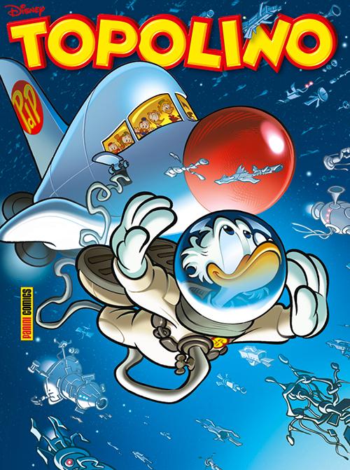 Cover Topolino 3195