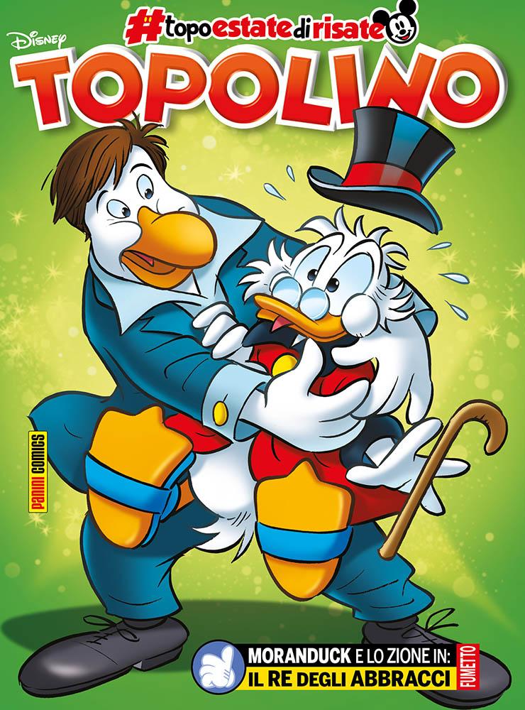Cover Topolino 3214