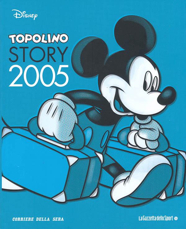 Cover Topolino Story 26 - 2005